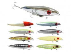 Isca Artificial Marine Sports Snake 120
