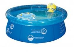 PISCINA SPLASH FUN 1000 LITROS MOR